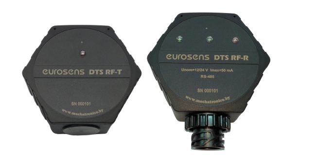 Wireless temperature sensor Eurosens DTS RF