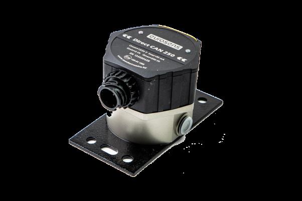 Fuel flowmeter Eurosens Direct