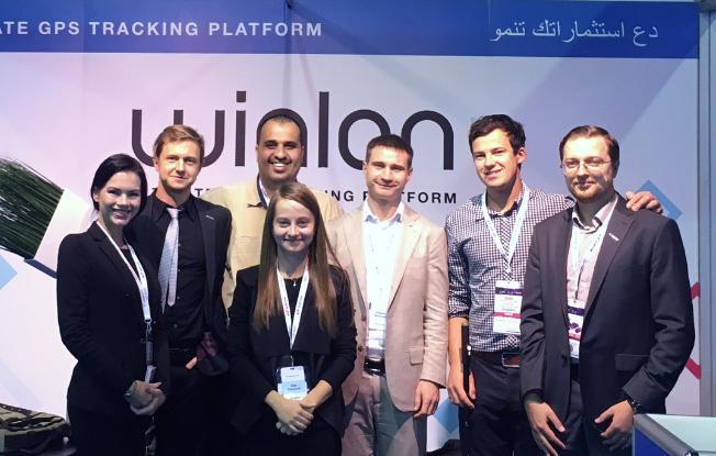 Pasantía de los empleados de Gurtam en Dubái