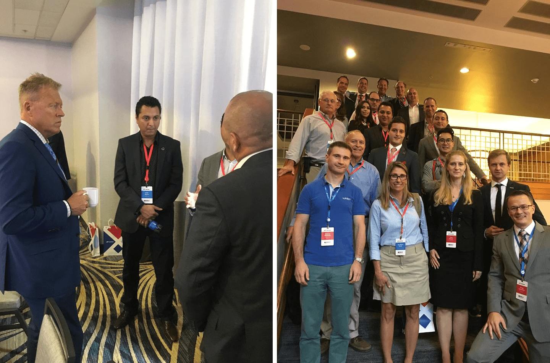 Conférence partenaire de Gurtam Pré-MWCA 2017