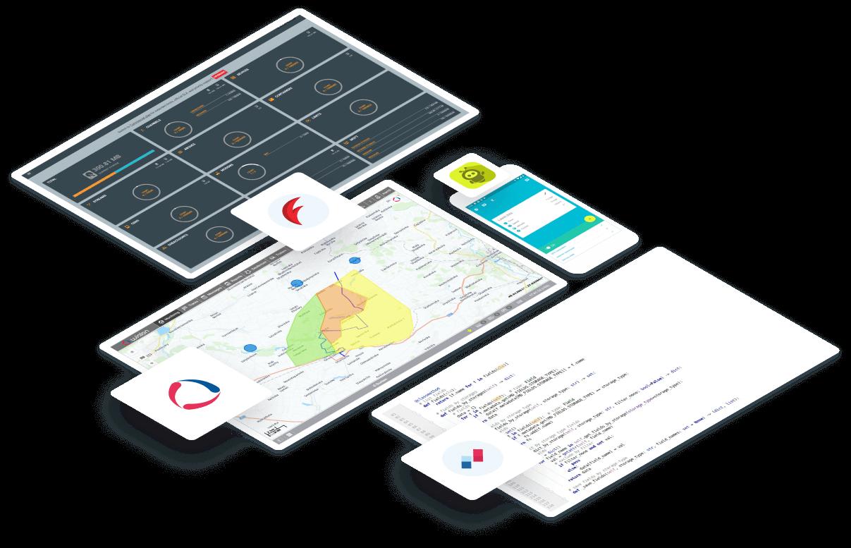GPS Fleet Tracking and Management Solutions | Gurtam
