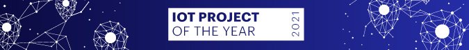 IoT project of the year 2021