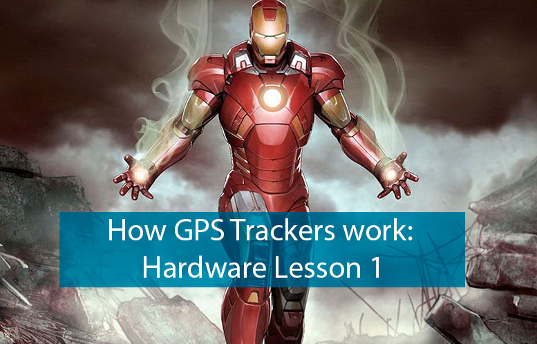 how gps trackers work hardware lesson 1