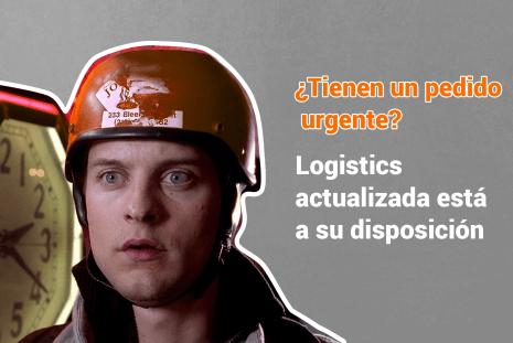 ¿Cómo distinguir las funciones en Logistics?
