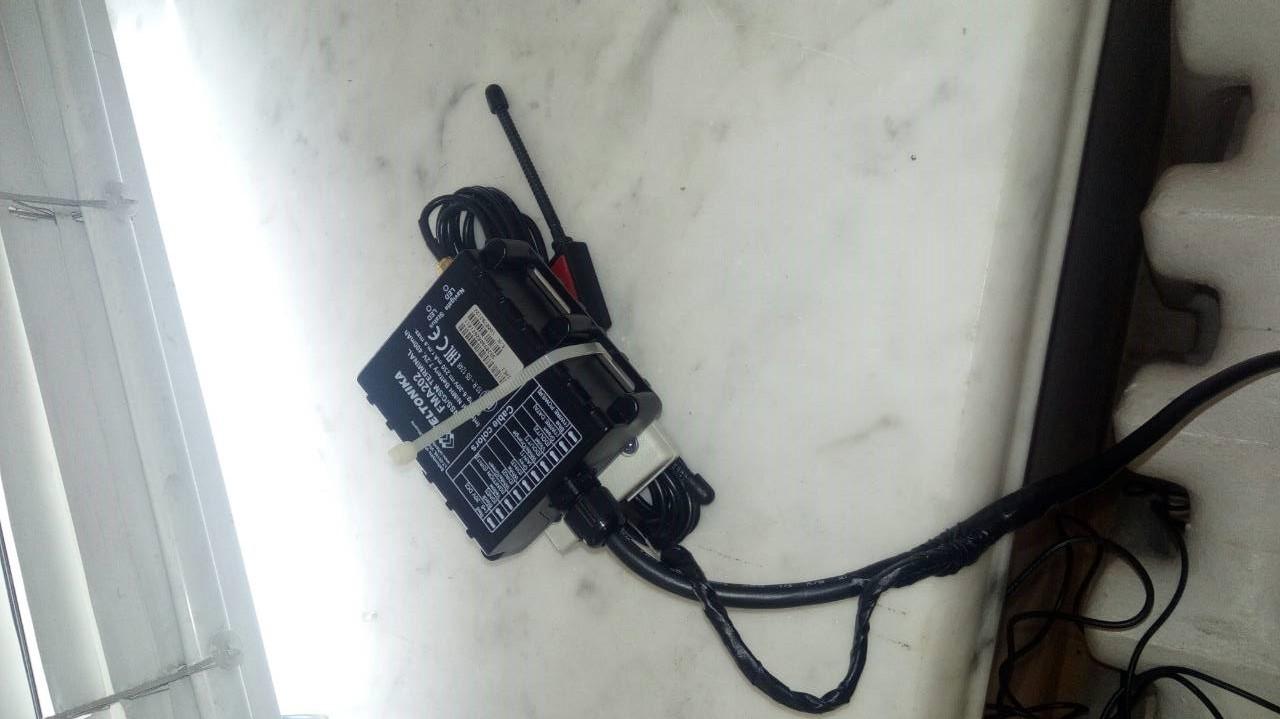 Вариант 1. Беспроводной температурный радио датчик