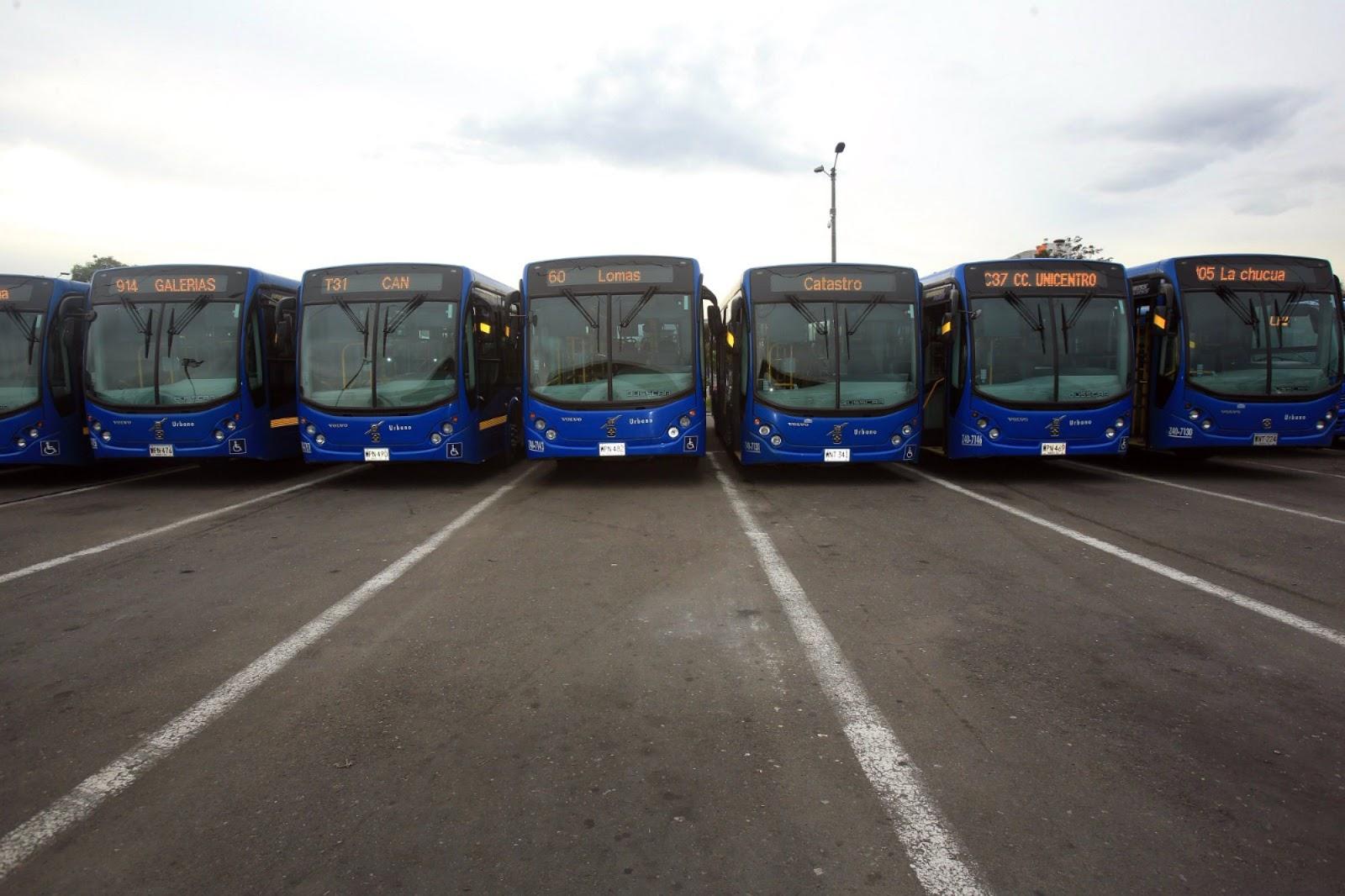'un système de plusieurs lignes de bus rapides interconnectées