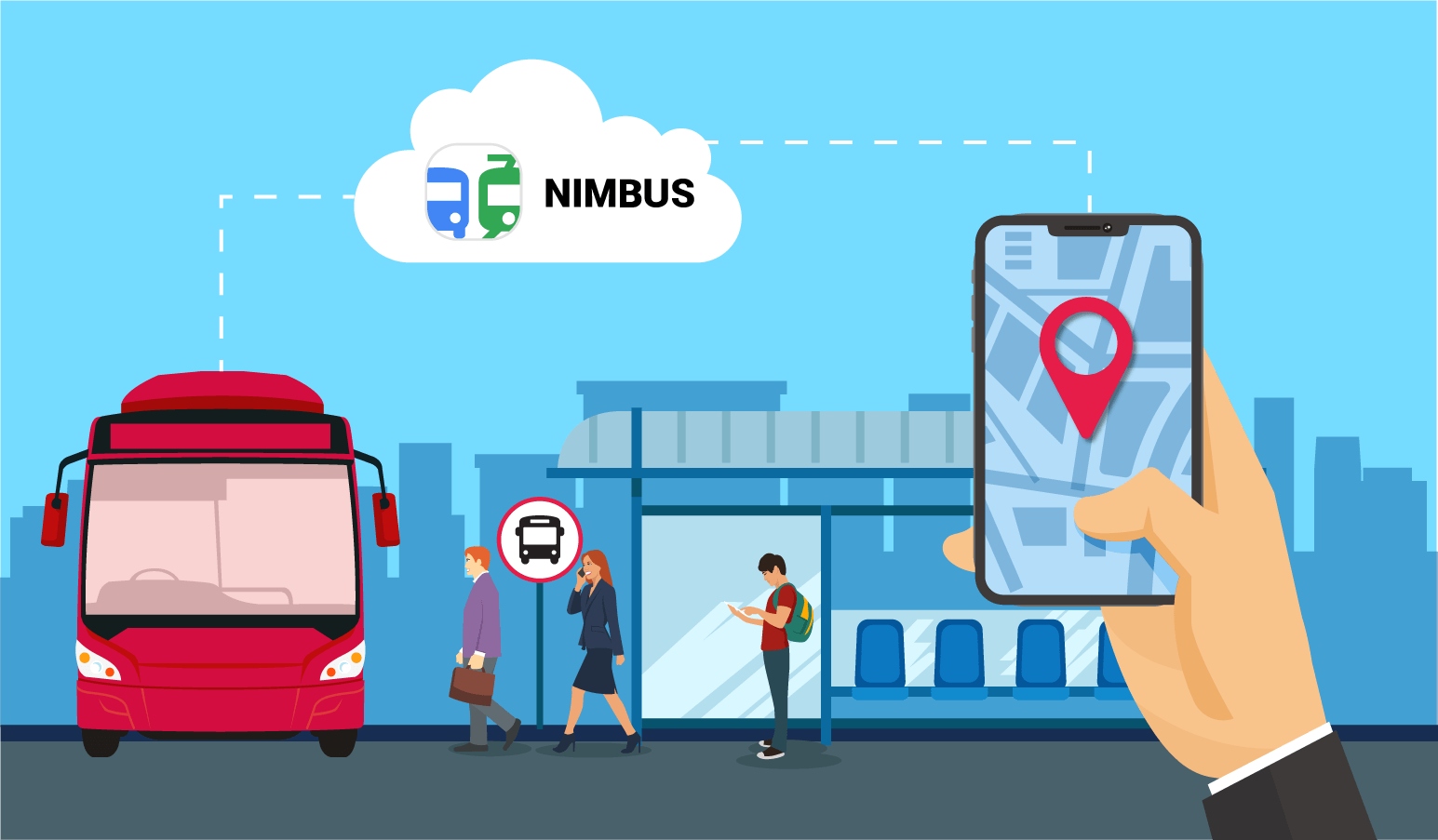 #5. Gestión del transporte público con NimBus