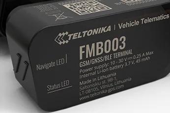 FMB003 – OBD трекер следующего поколения