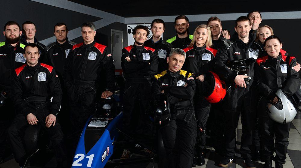 El equipo de Navtelecom