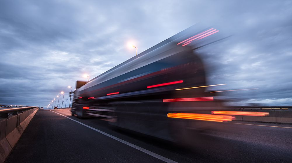 Мониторинг транспортировки нефти
