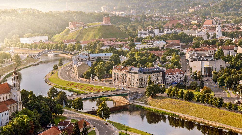 Notre bureau à Vilnius
