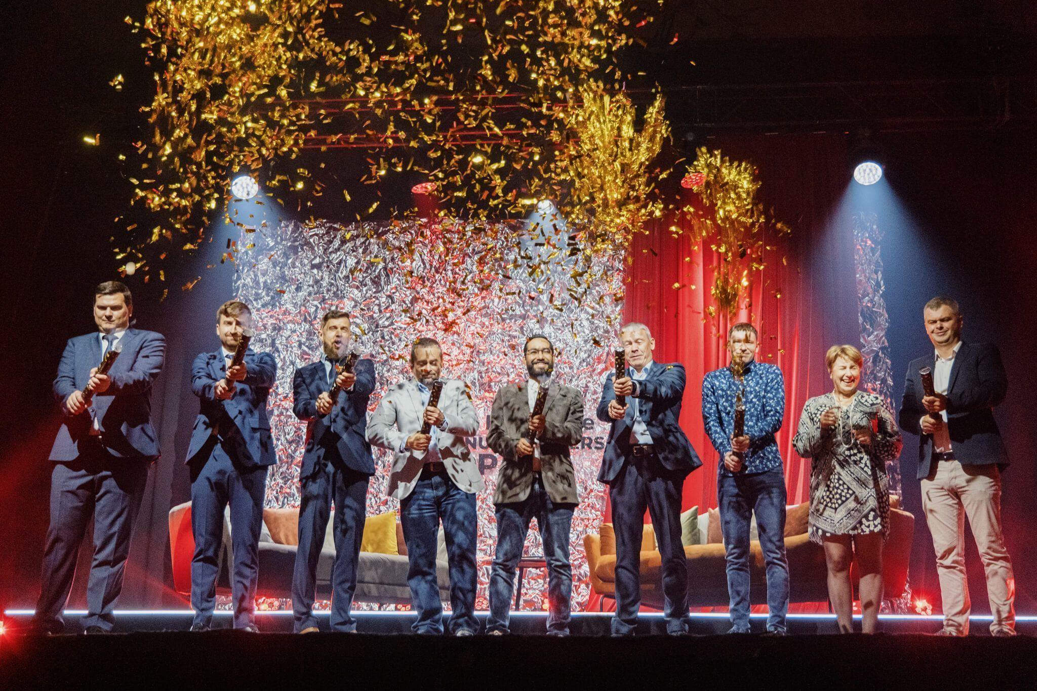 Top 10 award ceremony 2021