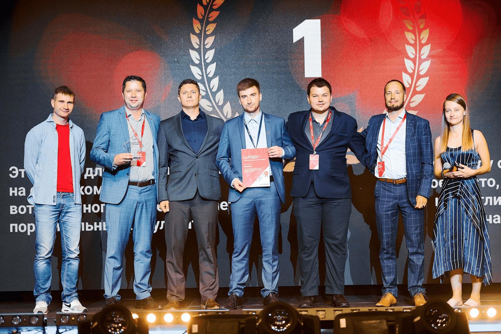 Команда Teltonika
