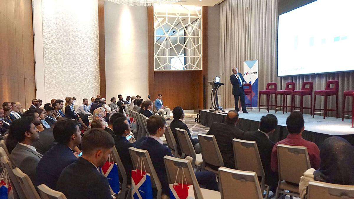 Партнерская конференция Gurtam в Дубае