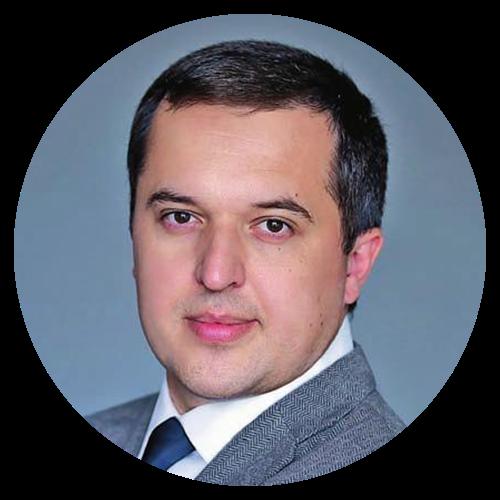 CEO, Tetron, Russia