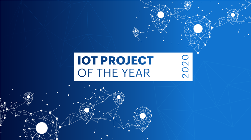 IoT project of the year: результаты
