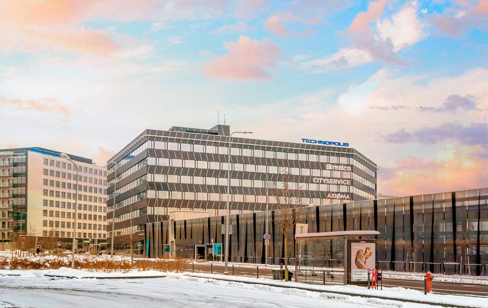 Офис в Вильнюсе