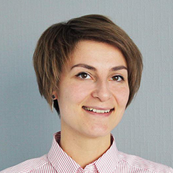Anastasiya Eroho
