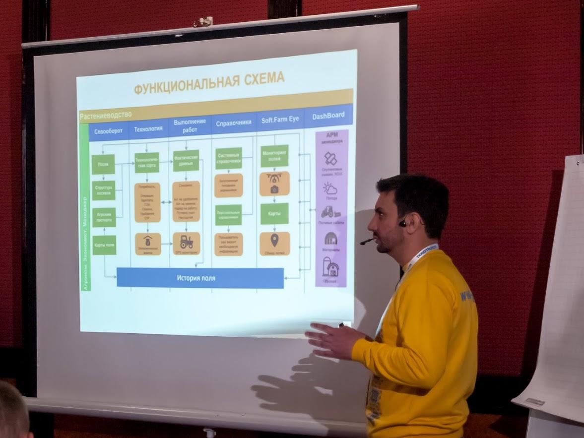 Analytics and sales  Gurtam demonstrates Wialon in Kiev